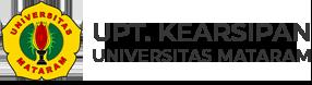 UPT ARSIP Universitas Mataram Logo
